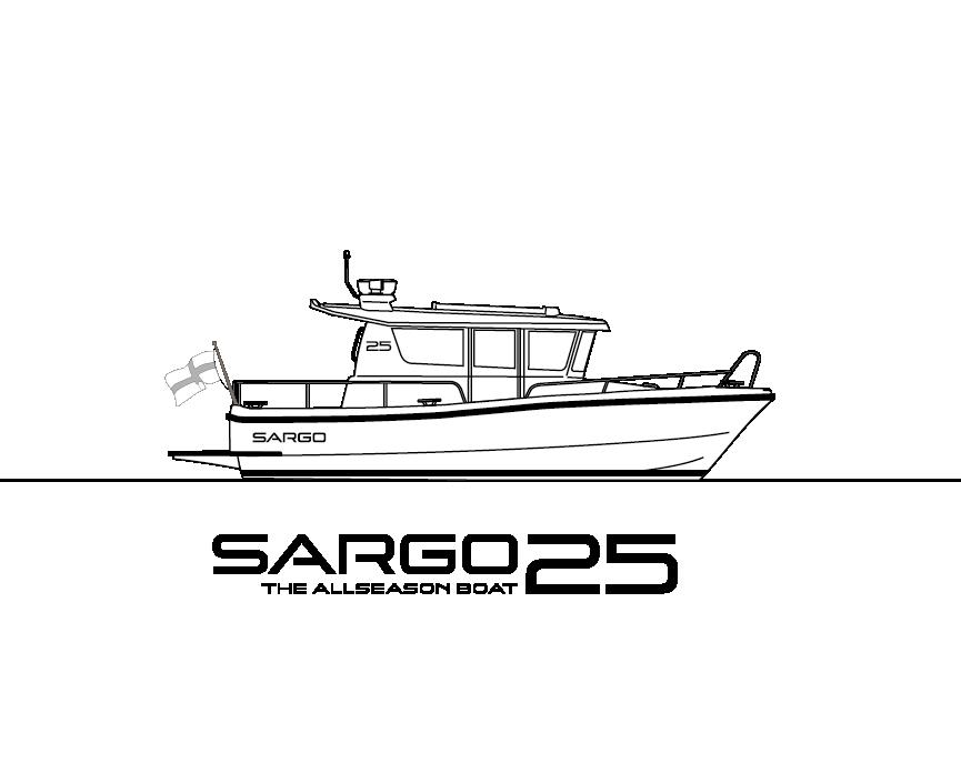 vente bateau neuf sargo 25